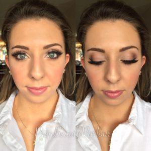 Natural Grad Makeup