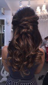 Intricate Bridal Hair