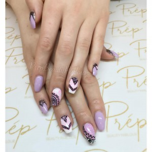 Sculptured Gel Extensions| Prép Beauty Parlour