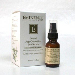 Neroli Age Corrective Eye Serum By Eminence