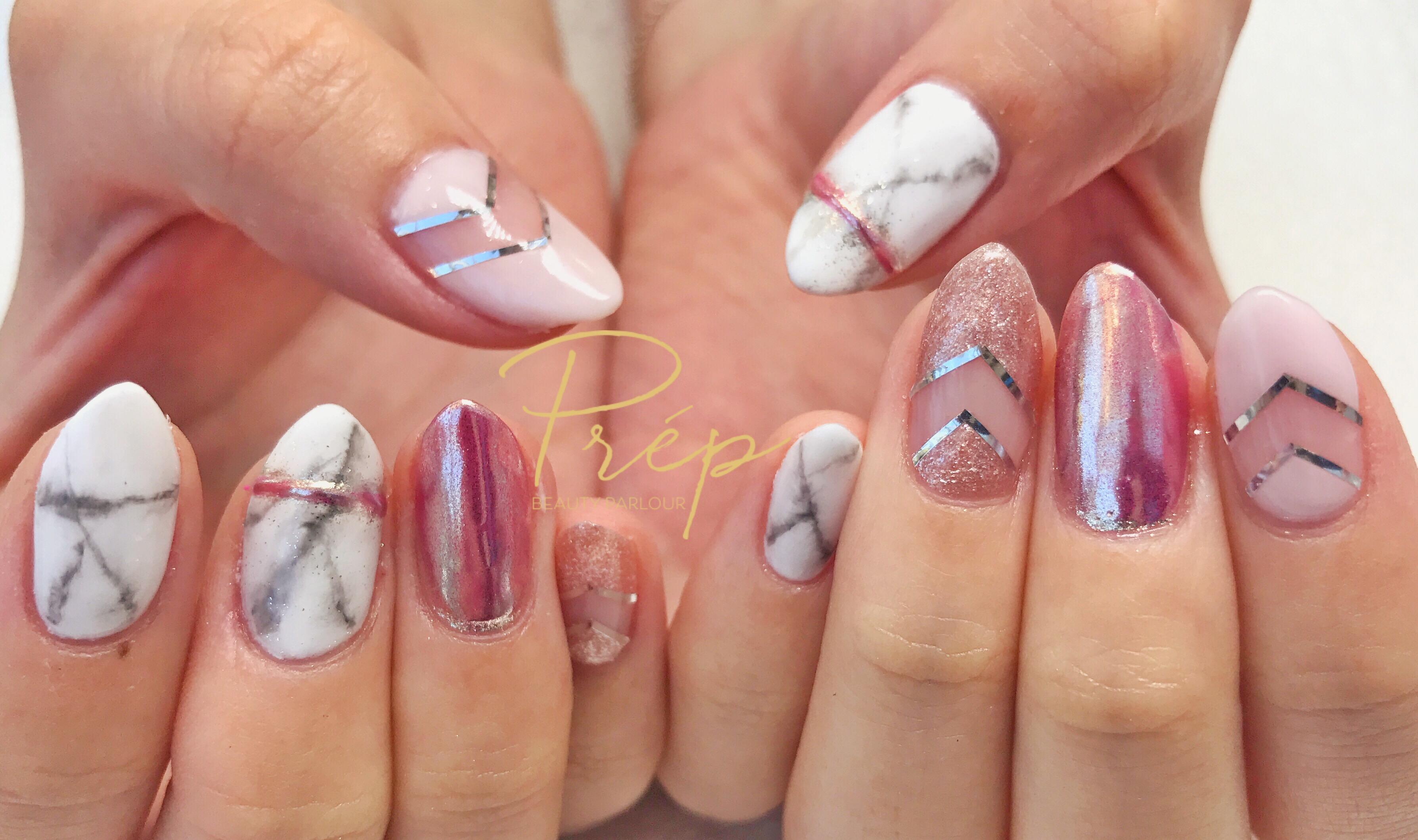 Marble Nail Trend | Prép Beauty Parlour – Prép Beauty Parlour