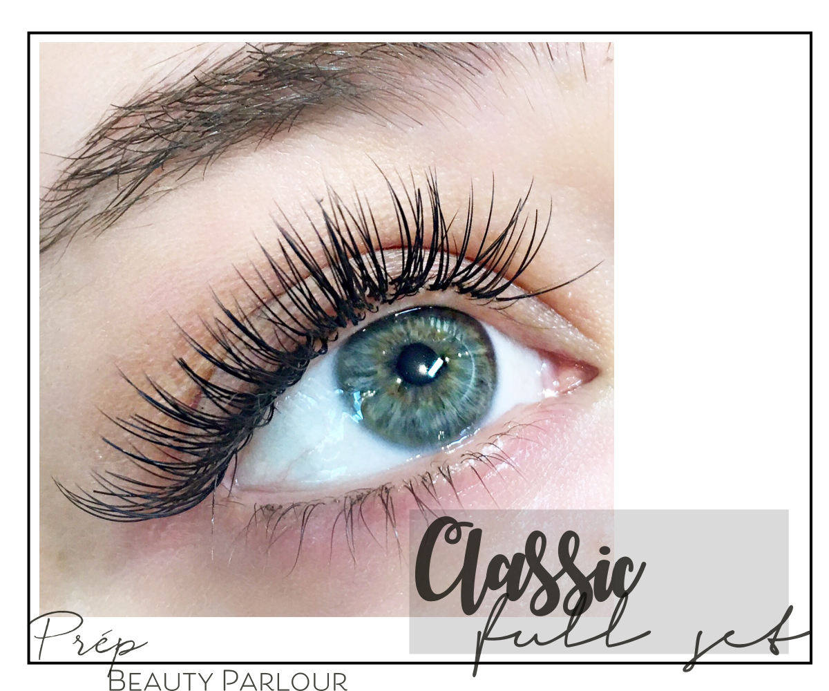 Types Of Eyelash Extensions Vancouver Prp Beauty Parlour Prp