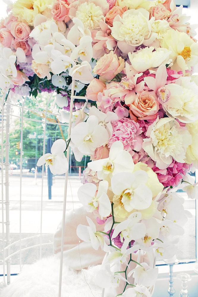 Special Thanks Granville Island Florists | Prép Beauty Parlour