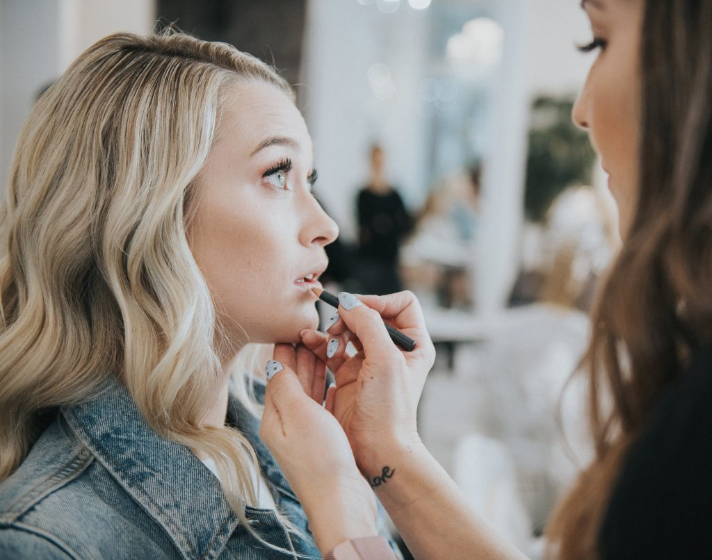 Grad Prom Hair Makeup Vancouver | Prép Beauty Parlour