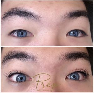 65f7052839d Ladies with long and luxious lashes have AMAZING results after getting a  Yumi lash lift! Some with darker lashes, choose not to get the tint to keep  the ...