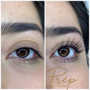 ee8db78b61f Some with darker lashes, choose not to get the tint to keep the appointment  short and sweet. ♡ Take a look at the difference after a YUMI Lash Lift and  ...